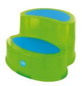 DBD Remond 93580m Stool Non-Slip Translucent Green