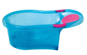 dBb Remond 306249 Bathtub with Integrated Chair for Age 0 to 6 Months Translucent Turquoise