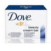 THREE PACKS of Dove Soap Bar Single