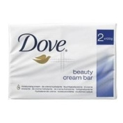 THREE PACKS of Dove Soap Original Twin