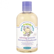 Earth Friendly Baby Calming Lavender Shampoo and Bodywash