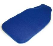 Hot Water Bottle 2L w/Fleece Cover