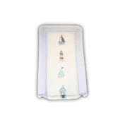 Sailing Baby GaGa Changing Mat in Sky Blue