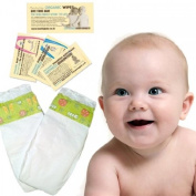 2 Nappies - Bambo Trial Pack