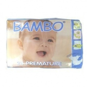 Bambo Nature Premature 24 Nappies