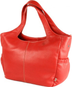 OiOi Tote Mod Leather Bag