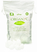 Organyc Beauty Cotton Balls, 100 CT