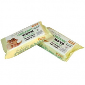 Beaming Baby Organic Baby Wipes - 12 x packs of 72