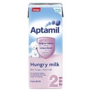 Aptamil Hungry Infant Milk 15 x 200ml