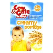 Cow & Gate 4 Month Creamed Porridge Packet 125g