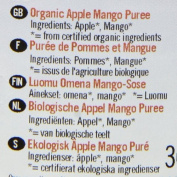 Biona Organic Apple and Banana Puree 360 g