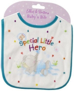 Elliot & Buttons Special Little Hero Baby Bib