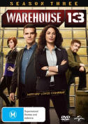 Warehouse 13 Season 4Discs [3 Discs] [Region 4]