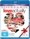 Love Actually [Region B] [Blu-ray]