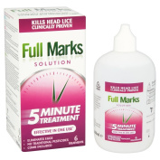 Full Marks Solution 300ml 6 Treatments