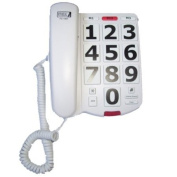 Big Button Phone with 40db Handset Volume