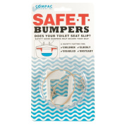 Compac Safe-T-Bumpers Toilet Seat Stabilisers
