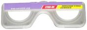 OPTX 20/20 Stick-On Bifocals, 2.00