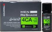 Goldwell Men ReShade Grey Blending Power Shot (4 pack) - 4CA