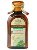 """""""Green Pharmacy"""" Burdock oil for hair washing and strengthening. Against hair-loss"""