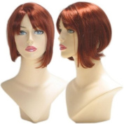 Red Becky Wig