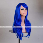 Cosplay Inshop 70cm Long Big Wavy Hair Heat Resistant Cosplay Wig Free Shipping