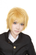 FENGSHANG Lolita and Beauty Kise Ryota Party Short Wigs 36cm Golden