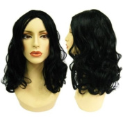 Brunette Luscious Curly Gloria Wig