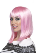 Doll Wig (Pink)