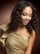 CHOCOLATE BRAZILIAN CURL 25cm - EverBeauty Chocolate 100% Human Hair Weave Extensions