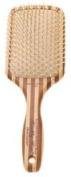 Olivia Garden Large Ionic Cushion Paddle Hair Brush Eco-Friendly Bamboo