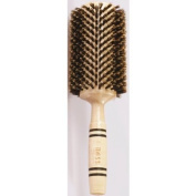 Professional Length Round Extra Large Brush 100% Pure Boar Bristles Bass Brushes