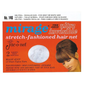 Jac-O-Net Mirage Ultra Invisible Hair Net