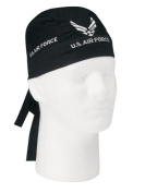 5174 Air Force Embroidered Headwrap