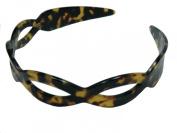 Charles J. Wahba 1.9cm Oval Cutout Headband