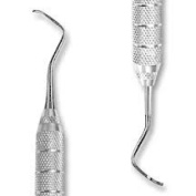 Dental Sickle Scaler, Anterior, Towner-jacquette, 204S In Hollow