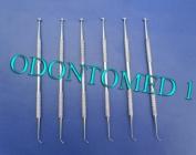 6 Ball Burnisher # 27/29 De Dental Amalgam Instruments