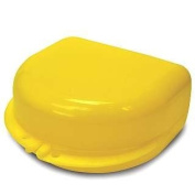 Economy Retainer Case YELLOW