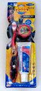 Justice League Batman Toothbrush Travel Kit
