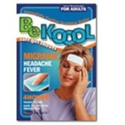 BE KOOOL SOFT GEL SHEETS ADULT 4 CT