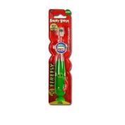 Angry Birds Green Pig Light Up Toothbrush - Angry Birds Toothbrush