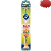 Firefly Ready Go Brush with Suction Cup Blister Carded, 35ml