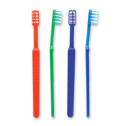 Compact Head Ortho V-trim Toothbrush - 144 per pack