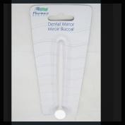 Dental Mirror Mouth Bucal Instrument Teeth Handle Laryngeal Clean Health Dentist