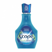 Scope Dualblast Mouthwash Icy Mint Blast 1250 Ml, 1.250 Conversion not found