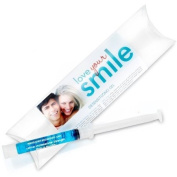 'THE ESSENTIAL AFTER-WHITENING GEL'. 5-Minute Mineral Treatment. Seals in Whiteness & Eliminates Sensitivity. - Love Your Smile