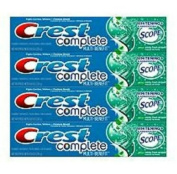 NEW 4 Tubes of Crest Toothpaste Whitening Scope Teeth Cleaner Paste 240ml Botttles