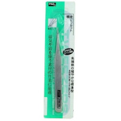 New Stainless Steel Curved Straight Tweezers Nail Art Tool