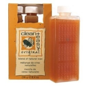 Clean & Easy Wax Refill - 3 ct