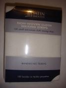 Satin Smooth Non-Woven Cloth Waxing Strips Small 3.8cm x 10cm